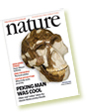 Image of Nature Magazine article